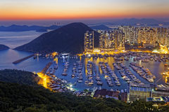 Hong kong aberdeen Royalty Free Stock Photos
