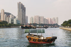 Hong Kong - Aberdeen Royalty Free Stock Photography