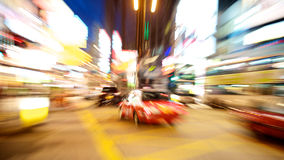 Hong Kong abstrakt begrepp Royaltyfri Foto