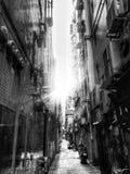 Hong kong alley Royalty Free Stock Photography