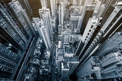 Hong Kong apartment block Stock Images