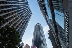 Hong Kong apartments Stock Image