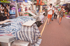 Hong Kong Apliu Street - Flea market Royalty Free Stock Photography