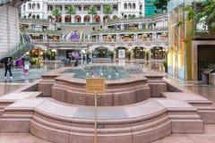1881 Heritage shopping mall at Tsim Sha Tsui, Kowloon, Hong Kong. royalty free stock image