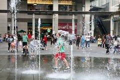 The Water Fountain Stock Photos