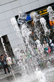 The Water Fountain Royalty Free Stock Image