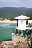 Tai Long Wan beach Royalty Free Stock Photo