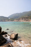 Tai Long Wan beach Stock Image