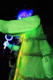 2014 Hong Kong Arts in de gebeurtenis van Parkmardi gras Royalty-vrije Stock Foto