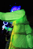 Hong Kong Arts 2014 im Park-Mardi Gras-Ereignis Lizenzfreies Stockfoto