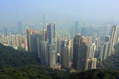 Hong Kong, Asia Imagen de archivo libre de regalías