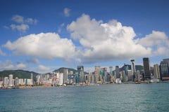 Hong Kong The Avenue das estrelas Fotos de Stock Royalty Free