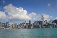 Hong Kong The Avenue des étoiles Photographie stock