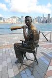 Hong Kong The Avenue van Sterren Stock Afbeeldingen