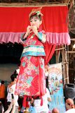 2016 Hong Kong babeczki festiwalu parada pławiki Obraz Stock