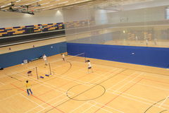 Sport, venue, leisure, centre, sports, structure, basketball, court, floor, indoor, games, and, flooring, arena, competition, even. Photo of sport, venue stock photo