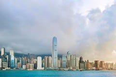 Hong Kong Bay Royalty Free Stock Images