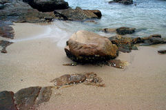 Hong Kong Beach 5. This is a photo taken on one of the many islands in Hong Kong stock images