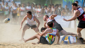 Hong Kong Beach 5's 2014. Hong Kong, China - March 22, 2014: Hong Kong Beach 5's 2014 is the fourth year running and become a staple of Hong Kong's annual stock photography