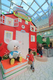 2015 Hong Kong Bears' school Easter decoration and workshop Royalty Free Stock Images