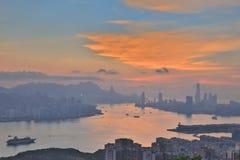 Hong Kong bij 2016 Royalty-vrije Stock Fotografie