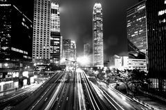 Hong Kong Black and White Stock Photos