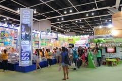 Hong Kong Book Fair 2015 Photos stock
