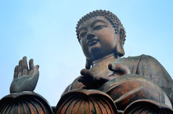Hong Kong Bouddha Images stock