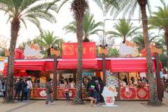 Hong Kong Brands e expo 2015 dos produtos Imagem de Stock Royalty Free