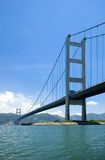 Hong Kong Bridge Stock Photography