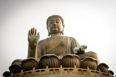 Hong Kong Buddha Stockfotografie