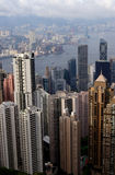 Hong Kong Building Royalty Free Stock Photo