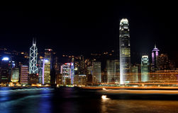 Hong Kong Building Royalty Free Stock Photo