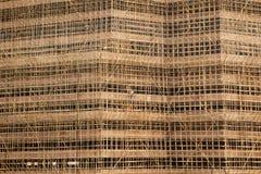 Hong Kong Building Construction Royalty Free Stock Photo