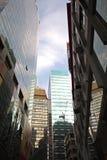 Hong Kong Buildings Royalty Free Stock Photography