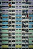 Hong Kong buildings royalty free stock photography