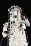 Hong Kong : Bun Scrambling Competition 2013 Stock Image