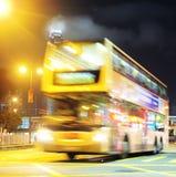 Hong Kong bus Royalty Free Stock Photos