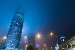 Hong Kong Business District Photographie stock libre de droits