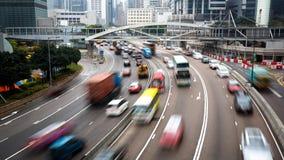 Hong Kong Busy City Royalty Free Stock Photos