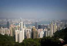 Hong Kong By Day Stock Images