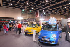 Hong Kong Car Show 2015 Stock Photos