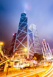Hong Kong CBD Stock Photography