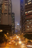 Hong Kong Central Stock Photo