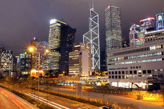 Hong Kong : Central Stock Photo