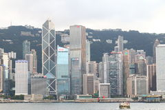 Hong Kong : Central Stock Image