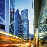 Hong Kong Central Stock Image