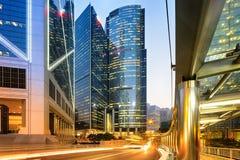 Hong Kong Central Royalty Free Stock Photos