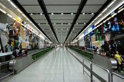 Hong Kong Central Station Royalty-vrije Stock Afbeeldingen