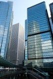 Hong Kong centrale e centrale Immagine Stock